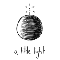 A Little Light, Handmade Gifts logo