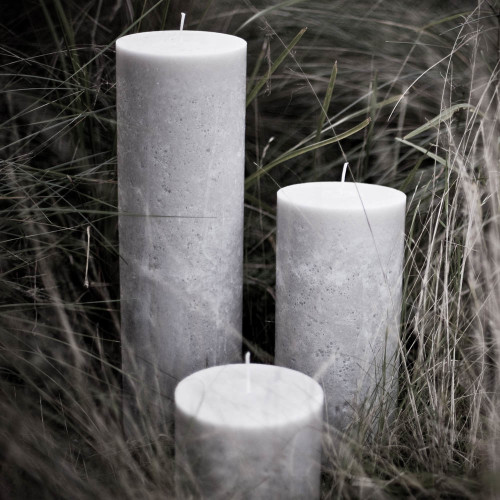 Set of 3 Sizes - Cathedral Candles