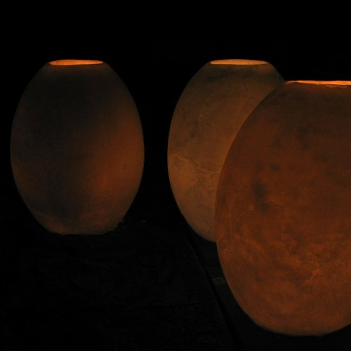 Giant-Egg-Candles-Glowing
