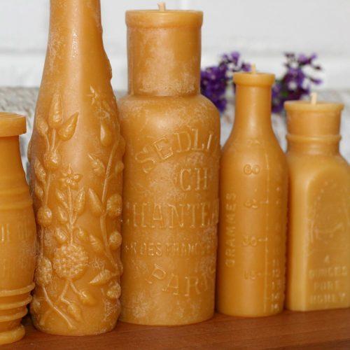 Lime-Juice,-Chanteaud-Paris,-French-Grammes-&-4-oz-Honey-Bottles