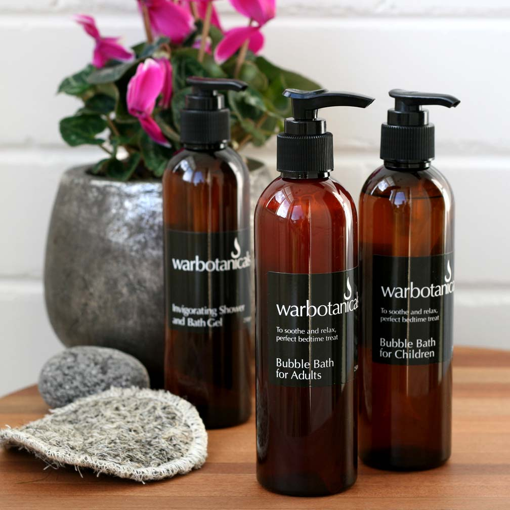 Warbotanicals Natural Skin Care